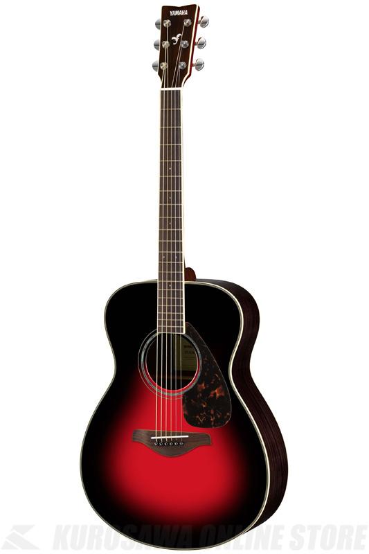 YAMAHA FS830 DSR (ダスクサンレッド) 《アコースティックギター》 【送料無料】