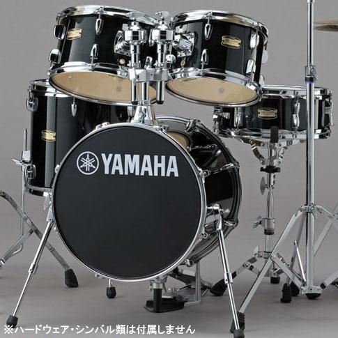 YAMAHA コンパクトドラムキット ジュニアキット 小口径5点セット Manu Katche Model Junior Kit [JK6F5RB](レーベンブラック)【送料無料】【ONLINE STORE】