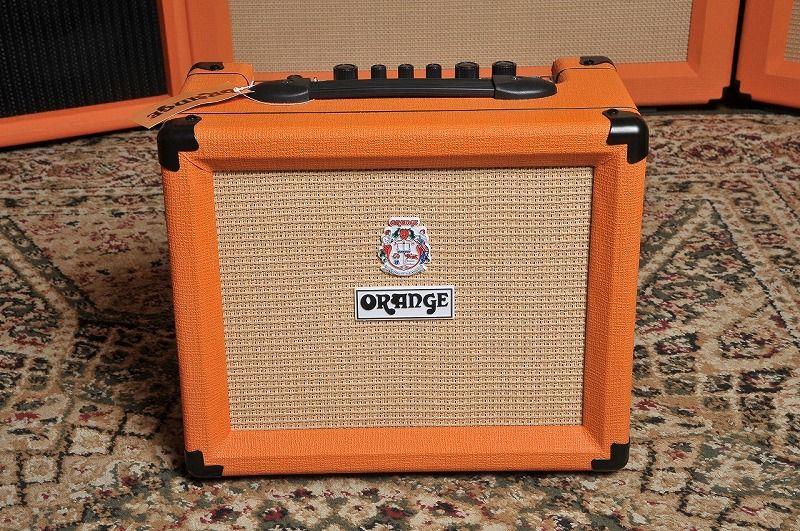ORANGE CRUSH 20RT (Orange) 《ギターアンプ/コンボアンプ》 【送料無料】【新品】【日本総本店在庫品】