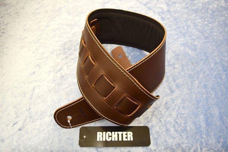 Richter Straps Beaver's Tail Buffalo Brown【新品】【日本総本店在庫品】