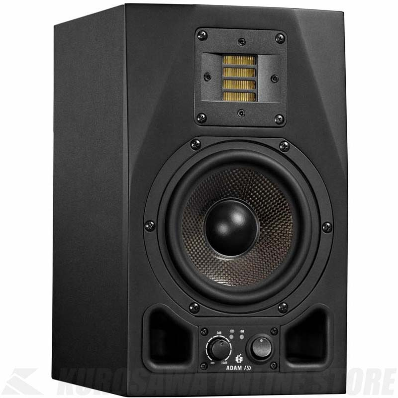 ADAM Audio AX-Series A 5X 《スピーカー/ニアフィールド・モニタ》【1本】【お取り寄せ商品】【送料無料】【ONLINE STORE】