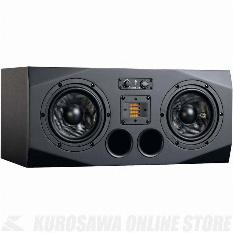 ADAM Audio AX-Series A 77X 《スピーカー/ニア/ミッドフィールド・モニタ》【1本】【お取り寄せ商品】【送料無料】【ONLINE STORE】