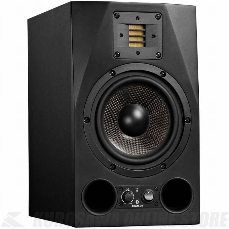 ADAM Audio AX-Series A 7X 《スピーカー/ニアフィールド・モニタ》【1本】【お取り寄せ商品】【送料無料】【ONLINE STORE】