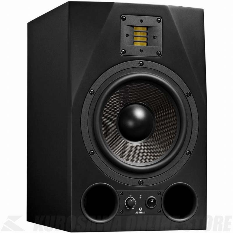 ADAM Audio AX-Series A 8X 《スピーカー/ニア/ミッドフィールド・モニタ》【1本】【お取り寄せ商品】【送料無料】【ONLINE STORE】