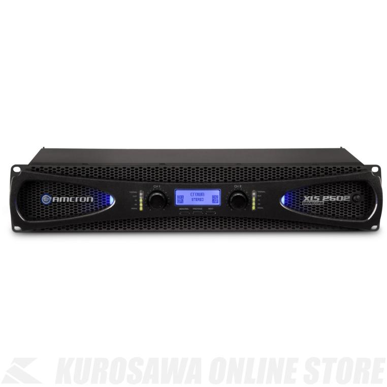【正規通販】 AMCRON XLS DriveCore 2 DriveCore Series XLS2502 《パワーアンプ》【送料無料 XLS】 Series【ONLINE STORE】, コクブンジマチ:0407cbc6 --- uptic.ps