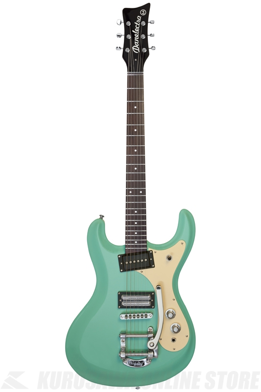 Danelectro THE64 /D.AQU (DARK AQUA)《エレキギター》【送料無料】【ONLINE STORE】