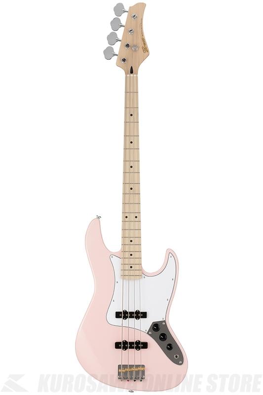 Greco Wild Scamper Series WSB-STD LPK (Light Pink / Maple) 《ベース》【送料無料】【国産ベース】【ONLINE STORE】