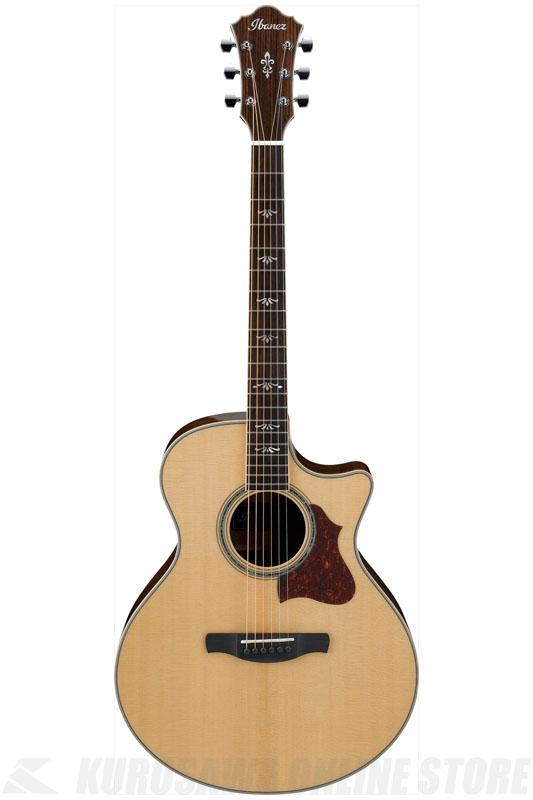 Ibanez AE series AE400-NT (Natural High Gloss)《アコースティックギター/エレアコ》【送料無料】【ONLINE STORE】