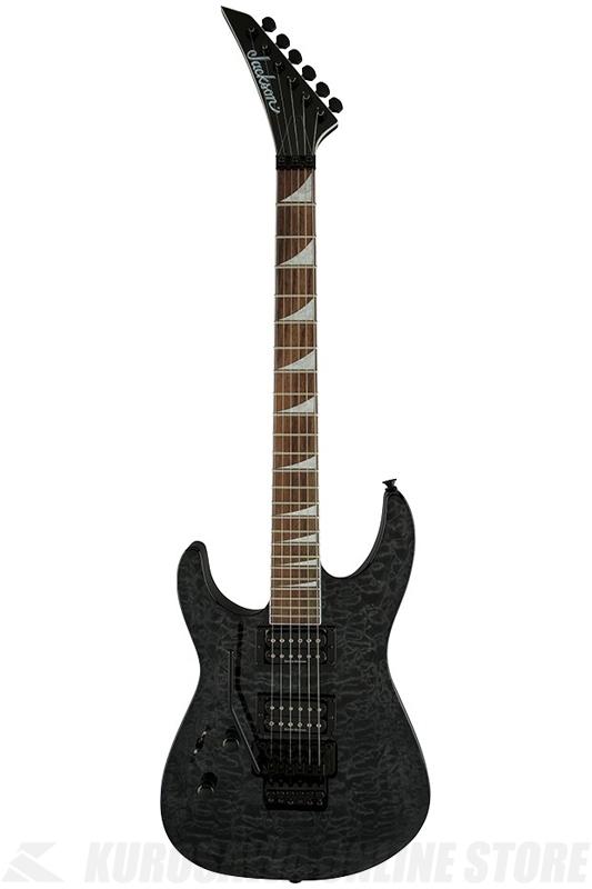 Jackson X Series SLXLH (Trans Black)《Left-Hand / 左利き用》《エレキギター》【送料無料】【ONLINE STORE】