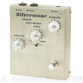 Musician Sound Design / MSD SILVER STONE 《エフェクター/オーバードライブ》【送料無料】【ONLINE STORE】