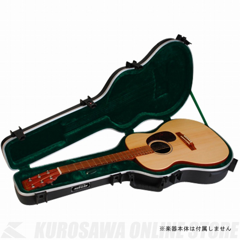 SKB 000 Sized Acoustic Guitar Case [1SKB-000](アコースティックギターケース)(送料無料)(ご予約受付中)【ONLINE STORE】