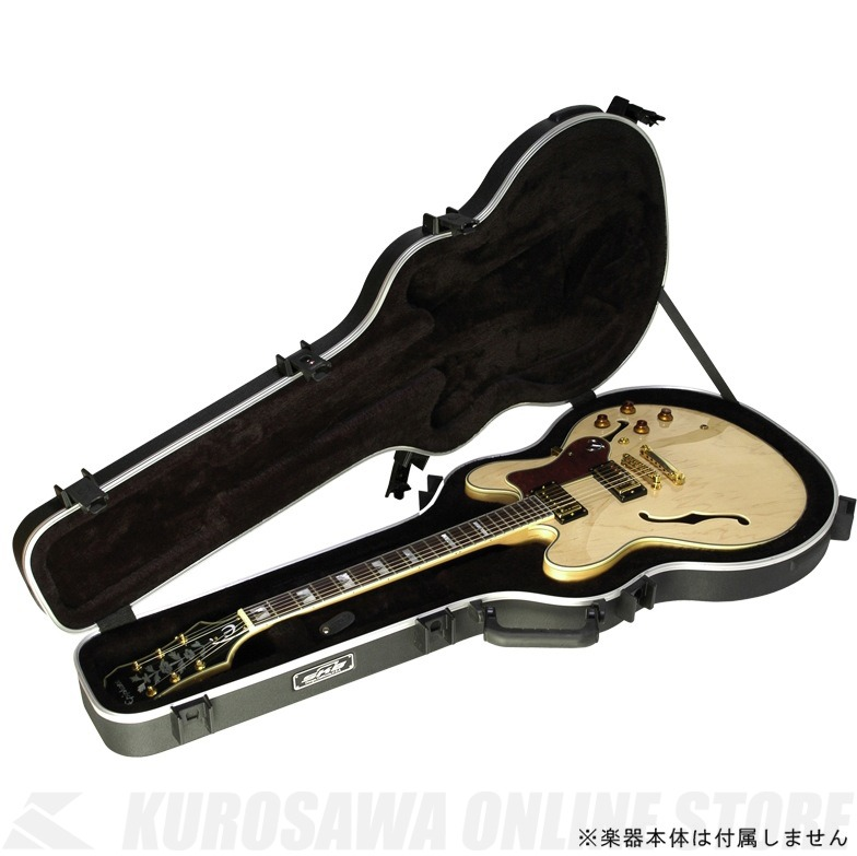SKB Thin Body Semi-Hollow Guitar Case [1SKB-35]《エレキギターケース》【送料無料】【ONLINE STORE】