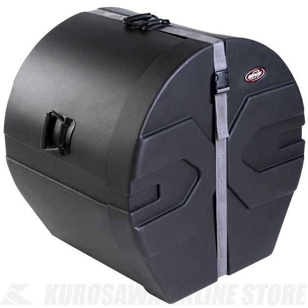 【バスドラムケース】《SKB》 SKB 16 x 22 Bass Drum Case [1SKB-D1622]《バスドラムケース》【送料無料】【ONLINE STORE】