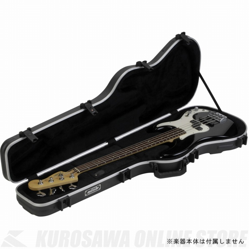 SKB Shaped Standard Bass Case [1SKB-FB-4]《ベースケース》【送料無料】【ONLINE STORE】