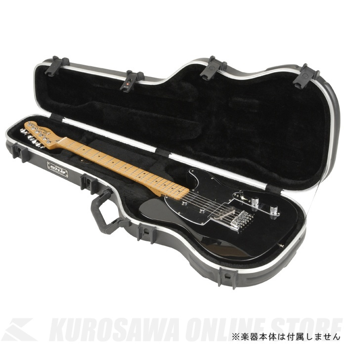 SKB Shaped Standard Electric Guitar Case [1SKB-FS6]《エレキギターケース》【送料無料】(ご予約受付中)【ONLINE STORE】