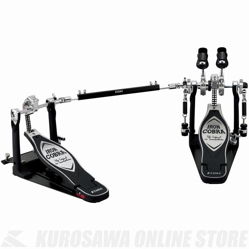 TAMA Iron Cobra 900 DRUM PEDALS HP900PWN 《ドラムペダル/ツインペダル》【送料無料】(ご予約受付中)【ONLINE STORE】