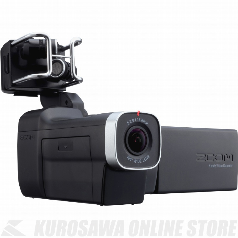 ZOOM Q8 Handy Video Recorder《ハンディビデオレコーダー》【送料無料】【ONLINE STORE】