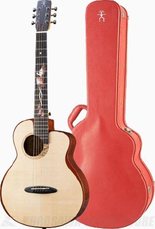 aNueNue Bird Guitar Series M Phoenix Rising aNN-MPR 《アコースティックギター》【送料無料】【ONLINE STORE】