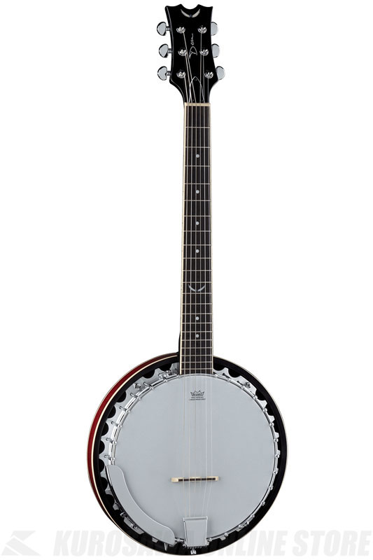 Dean Backwoods 6 Banjo - Six String [BW6]《バンジョー》【送料無料】【お取り寄せ】【ONLINE STORE】