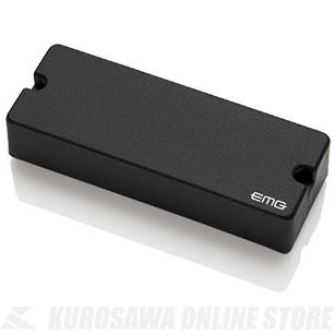 EMG EXTENDED SERIES BASS PICKUPS 40CS 〔5string〕(Black)《ベース用ピックアップ/5弦ベース用》【ONLINE STORE】