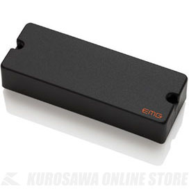 EMG EXTENDED SERIES BASS PICKUPS 40TW 〔5string - Dual Mode〕(Black)《ベース用ピックアップ/5弦ベース用》【ONLINE STORE】