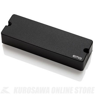 EMG EXTENDED SERIES BASS PICKUPS 45CS 〔6string〕(Black)《ベース用ピックアップ/6弦ベース用》【ONLINE STORE】