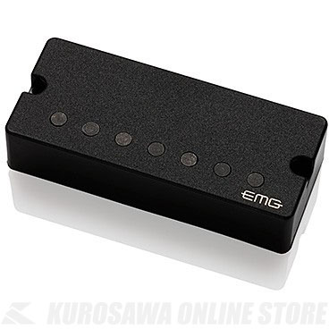 EMG ACTIVE HUMBUCKING PICKUPS 57-7 〔7string Active Pickup - Bridge - Black Only〕(Black)《エレキギター用ピックアップ/ハムバッカータイプ》【ONLINE STORE】