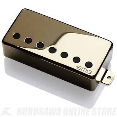 EMG ACTIVE HUMBUCKING PICKUPS 57-7H 〔7string Metal Cap Active Pickup - Bridge〕(Gold)《エレキギター用ピックアップ/ハムバッカータイプ》【ONLINE STORE】