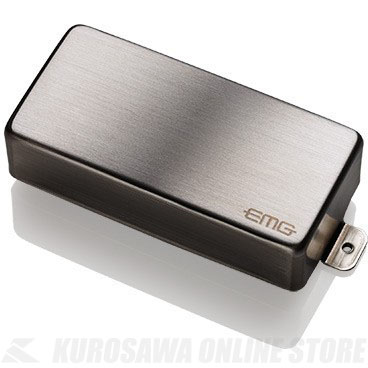 EMG X-SERIES HUMBUCKING PICKUPS 60-7XH 〔7string Metal Cap Active Pickup〕(Brushed Chrome)《エレキギター用ピックアップ/ハムバッカータイプ》【ONLINE STORE】
