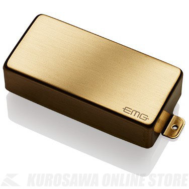 EMG X-SERIES HUMBUCKING PICKUPS 60-7XH 〔7string Metal Cap Active Pickup〕(Brushed Gold)《エレキギター用ピックアップ/ハムバッカータイプ》【ONLINE STORE】