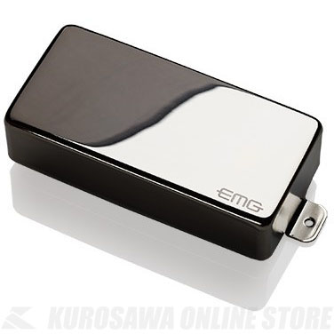 EMG X-SERIES HUMBUCKING PICKUPS 60-7XH 〔7string Metal Cap Active Pickup〕(Chrome)《エレキギター用ピックアップ/ハムバッカータイプ》【ONLINE STORE】