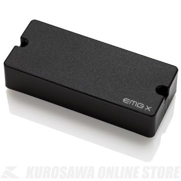 EMG X-SERIES HUMBUCKING PICKUPS 60-7X 〔7string Active Pickup〕(Black)《エレキギター用ピックアップ/ハムバッカータイプ》【ONLINE STORE】