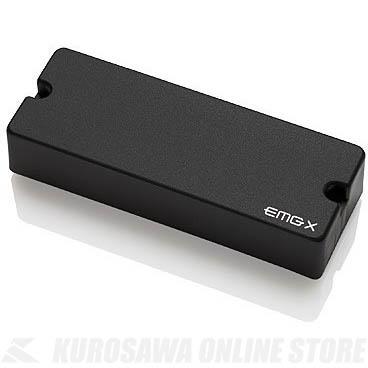 EMG X-SERIES HUMBUCKING PICKUPS 808-X 〔8string Active Pickup〕(Black)《エレキギター用ピックアップ/ハムバッカータイプ》【ONLINE STORE】