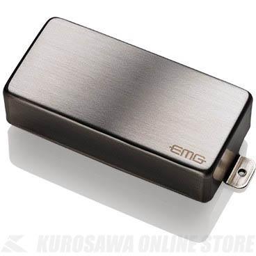 EMG ACTIVE HUMBUCKING PICKUPS 81-7H 〔7string Metal Cap Active Pickup〕(Brushed Chrome)《エレキギター用ピックアップ/ハムバッカータイプ》【ONLINE STORE】