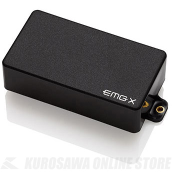 EMG X-SERIES HUMBUCKING PICKUPS 81-X (Black)《エレキギター用ピックアップ/ハムバッカータイプ》【ONLINE STORE】