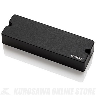 EMG X-SERIES HUMBUCKING PICKUPS 909X 〔9string Active Pickup〕(Black)《エレキギター用ピックアップ/ハムバッカータイプ》【ONLINE STORE】