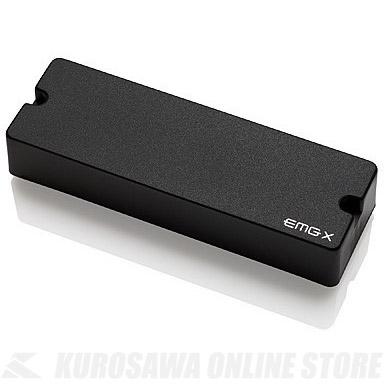 EMG X-SERIES HUMBUCKING PICKUPS 909X 〔9string Active Pickup〕(Black)《エレキギター用ピックアップ/ハムバッカータイプ》【ONLINE STORE】