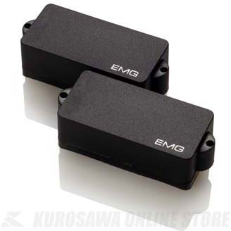 EMG ACTIVE BASS REPLACEMENT PICKUPS P (Black)《ベース用ピックアップ》【ONLINE STORE】