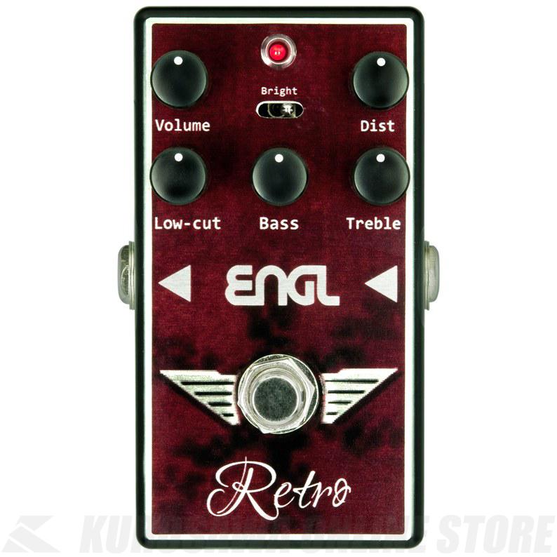 ENGL Retro Distortion [RS-10]《エフェクター/ディストーション》【送料無料】【ご予約受付中】【ONLINE STORE】