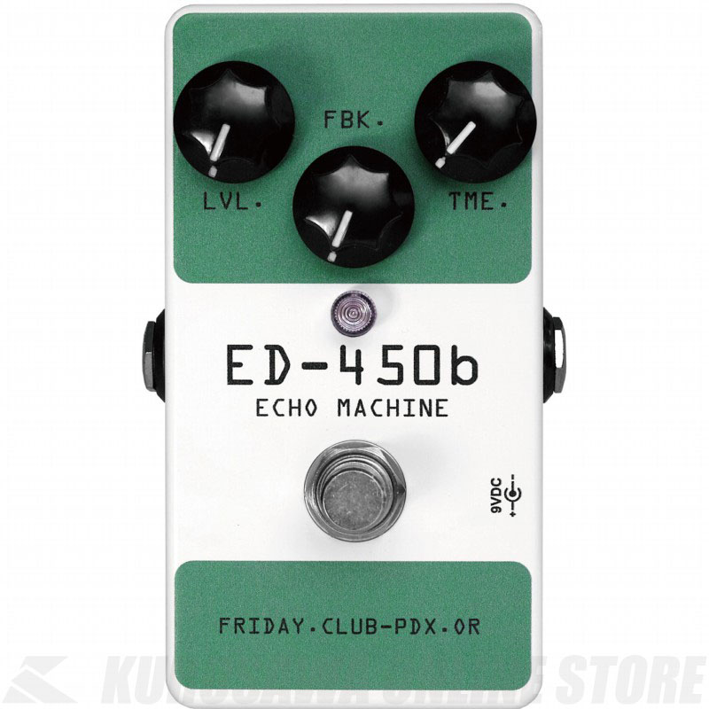 Friday Club ED-450b 《エフェクター/ディレイ》【送料無料】【ONLINE STORE】