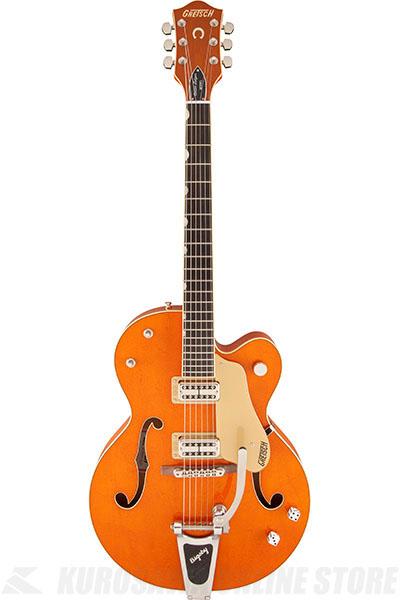 Gretsch G6120SSLVO Brian Setzer Nashville (Vintage Orange Lacquer)《エレキギター》【送料無料】【ONLINE STORE】