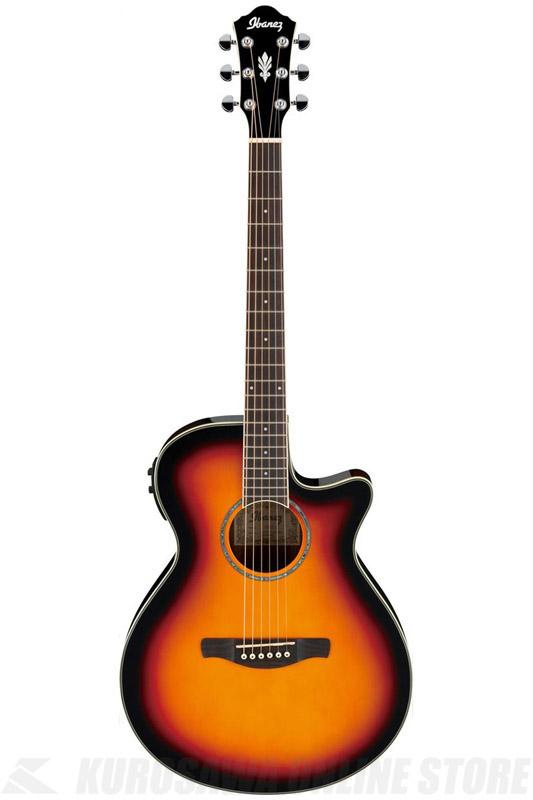 IbanezAEG10II-VS(VintageSunburstHighGloss)《アコースティックギター/エレアコ》【送料無料】【6月発売予定・ご予約受付中】