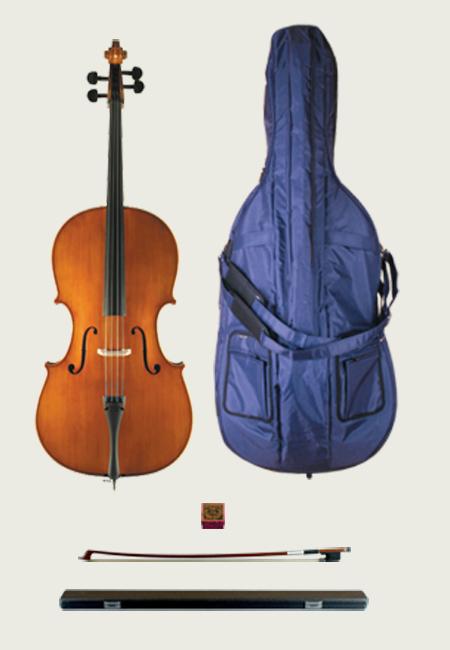 Suzuki スズキ Cello チェロ No.72f 4/4-1/2【ONLINE STORE】