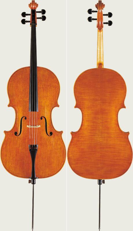 Suzuki スズキ Cello チェロ No.380【ONLINE STORE】