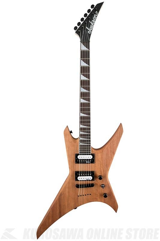 Jackson JS Series JS32T WARRIOR (Natural Oil)《エレキギター》【送料無料】【ONLINE STORE】