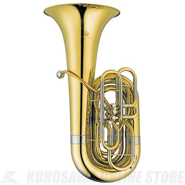 Jupiter Tuba JTU1110 (イエローブラスベル/クリアラッカー仕上げ)《チューバ》 【送料無料】【ONLINE STORE】