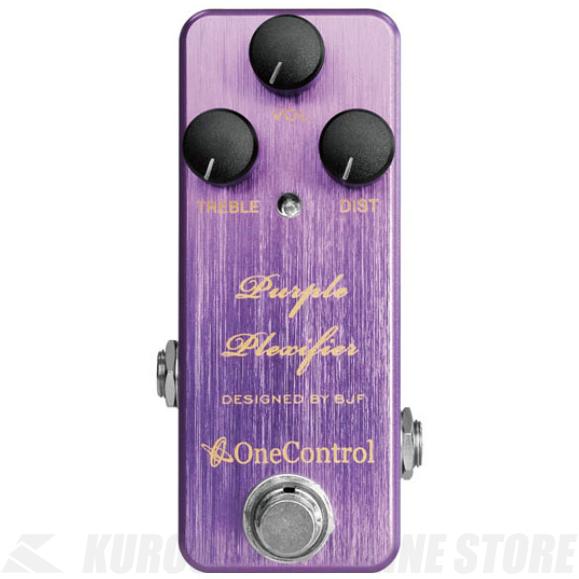 One Control Purple Plexifier 《エフェクター/オーバードライブ/ディストーション》【送料無料】【ONLINE STORE】