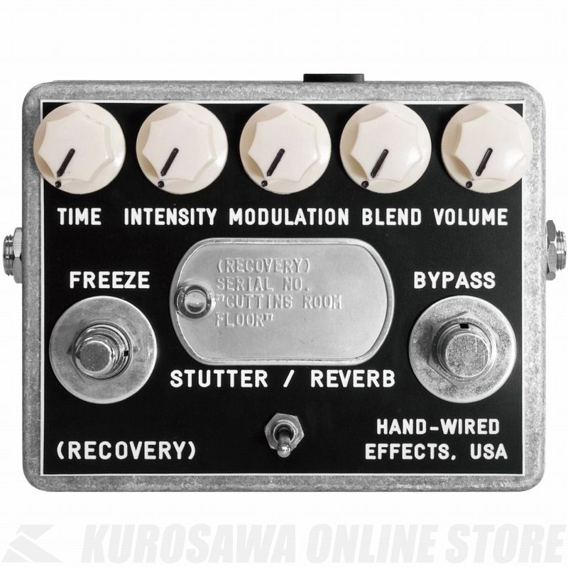 Recovery Effects CUTTING ROOM FLOOR 《エフェクター/ディレイ、モジュレーション、その他》【送料無料】【ONLINE STORE】