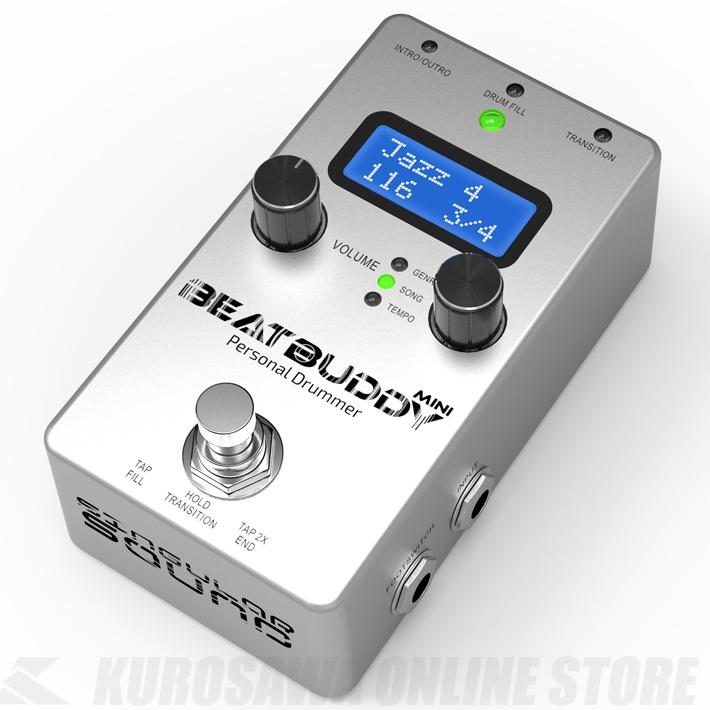 【SEAL限定商品】 Singular Sound BeatBuddy Machine Mini Drum Mini Machine Pedal 《リズムマシン》 Singular【送料無料】【ONLINE STORE】, マエバシシ:ae8e20ae --- canoncity.azurewebsites.net