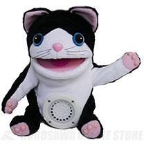 トゥロッシュ TROCHE コケロミン・ネコシロクロ PM103NBW ネコパペット型電子楽器 《歌う猫!!》【ご予約受付中】【ONLINE STORE】